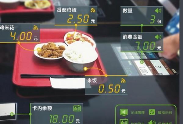 易点自助结算无人服务餐饮管理系统